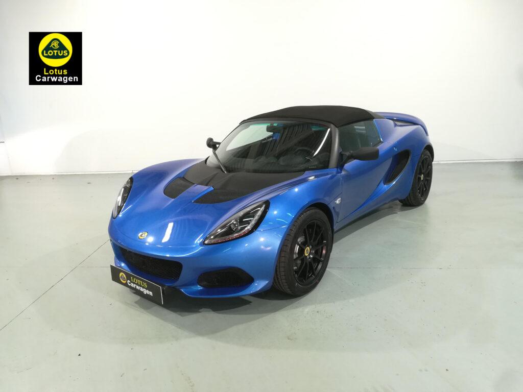 2021  Lotus Elise 220 Sport