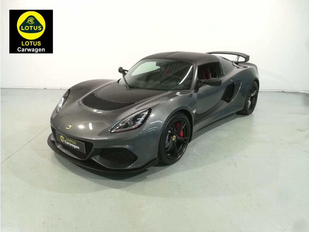 2021  Lotus Exige Sport 350 CV Coupé